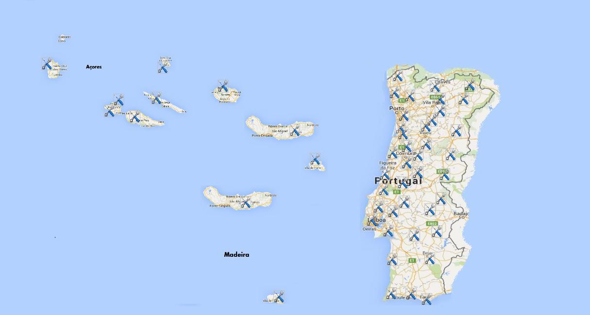 Mapa-SAT-PT